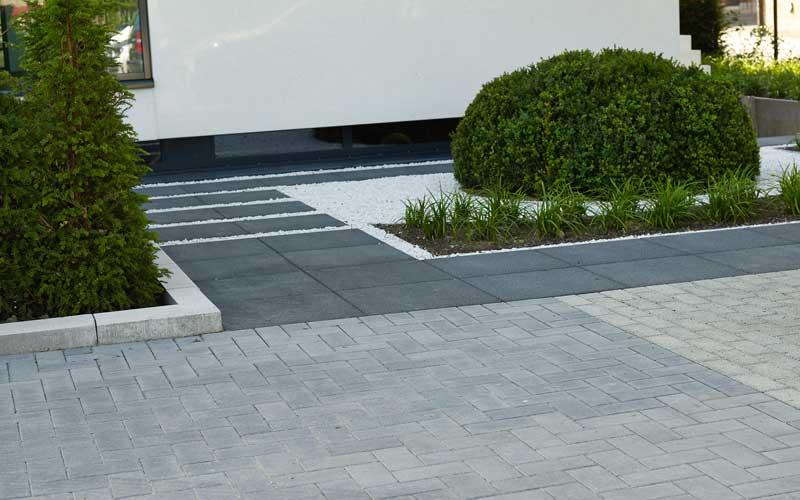 Poreuze betonstraatsteen © Stone&Style