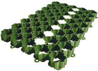 Kunststof grasdallen © ACO Garden