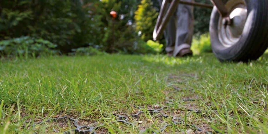 Oprit in kunststof grasdallen © ACO Garden